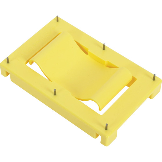 HandyMark Base Component 5 In. x 3-1/2 In. ABS Plastic Drywall Marking Tool