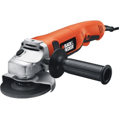 Black & Decker 4-1/2 In. 8.5-Amp Angle Grinder