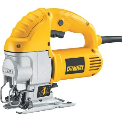 DeWalt 5.5A 4-Position 0-3100 SPM Jig Saw