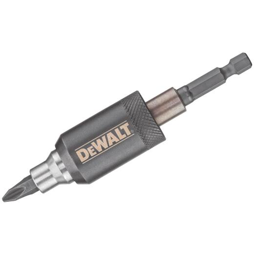 DeWalt 3-3/4 In. Impact Clutch Bit Holder