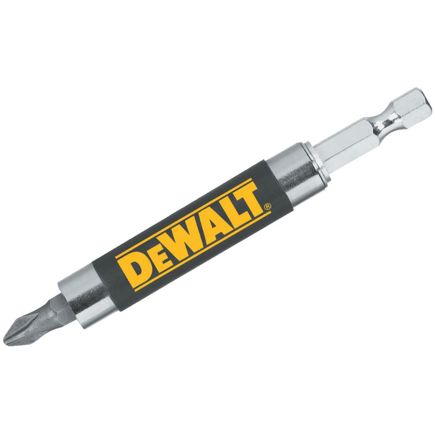 DeWalt 1/4 In. Hex x 3 In. Magnetic Bit Holder Image 1