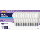 Do it 60W Equivalent Daylight A19 Medium LED Light Bulb, Title 20 (10-Pack) Image 1