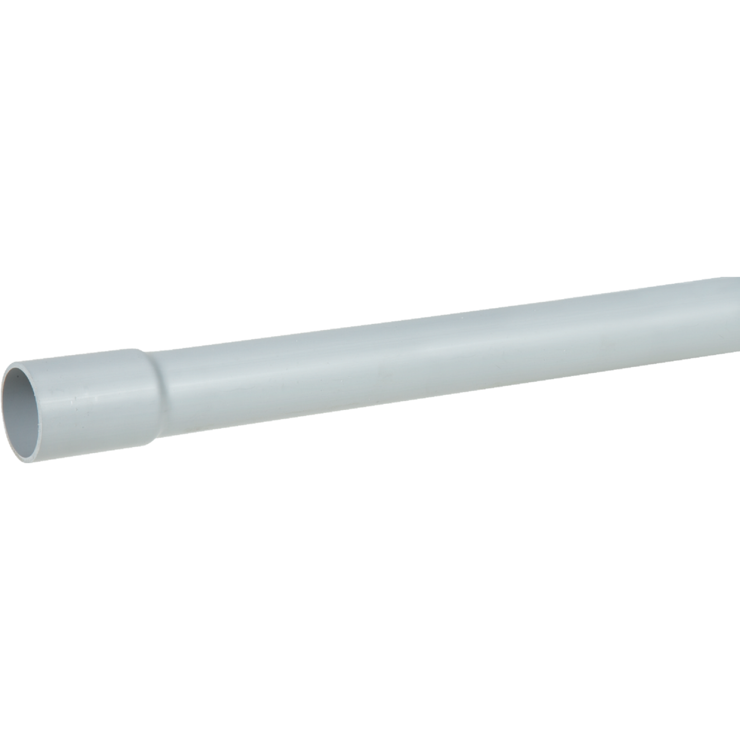 Allied 1/2 In. x 10 Ft. Schedule 80 PVC Conduit Image 1