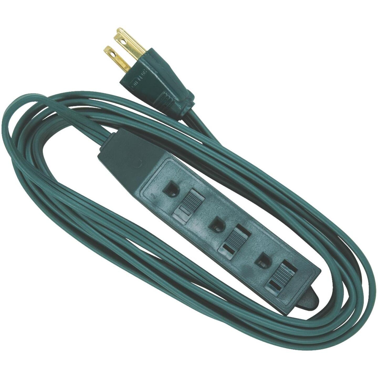Do it 9 Ft. 16/3 Interior Extension Cord with Powerblock Image 1