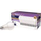 Do it 60W Equivalent Soft White A19 Medium LED Light Bulb (10-Pack) Image 4