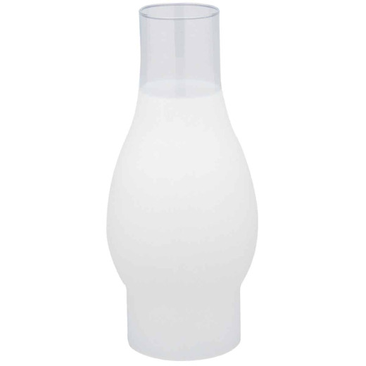 Westinghouse 8-1/2 In. Frosted Glass Lamp Chimney
