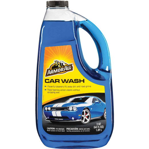 Armor All 64 Oz. Liquid Car Wash