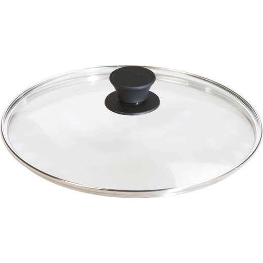 Lodge 10.25 In. Tempered Glass Glass Lid