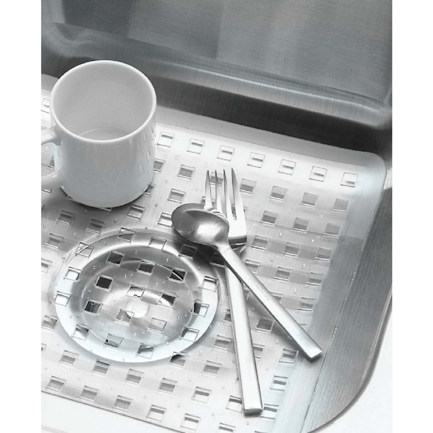InterDesign Sinkworks 12.5 In. x 16 In. Euro Sink Mat Image 1