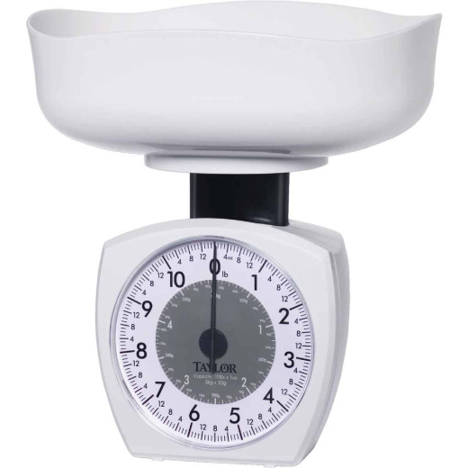 Taylor 11 Lb. Capacity Kitchen Food Scale