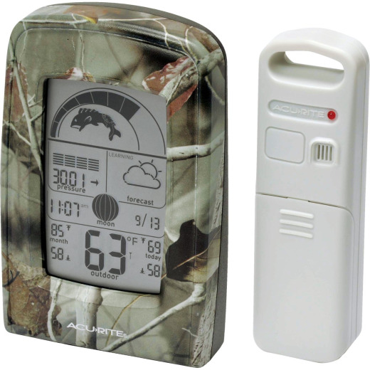 Acu-Rite Sportsman Forecaster Weather Station