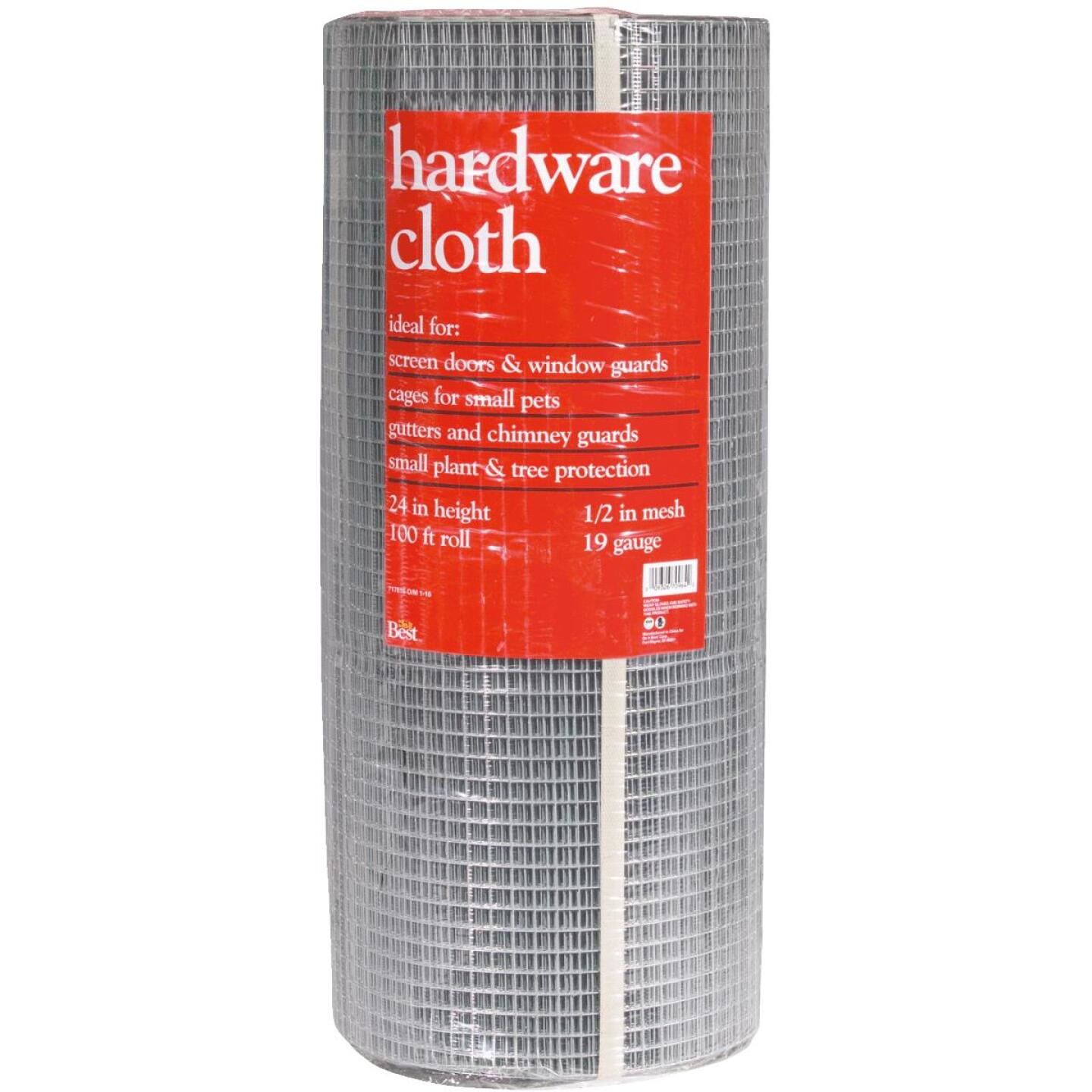 Do it 1/2 In. x 24 In. H. x 100 Ft. L. 19-Ga. Hardware Cloth Image 2