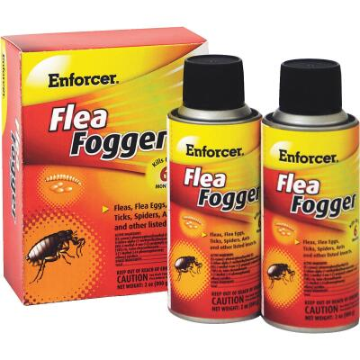 Enforcer 2 Oz. Flea Indoor Insect Fogger (2-Pack)