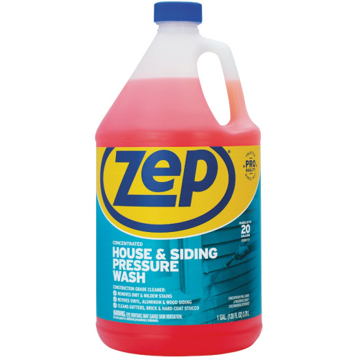 Krud Kutter 1 Gal. House and Siding Cleaner Pressure Washer Concentrate, 1 Gal.