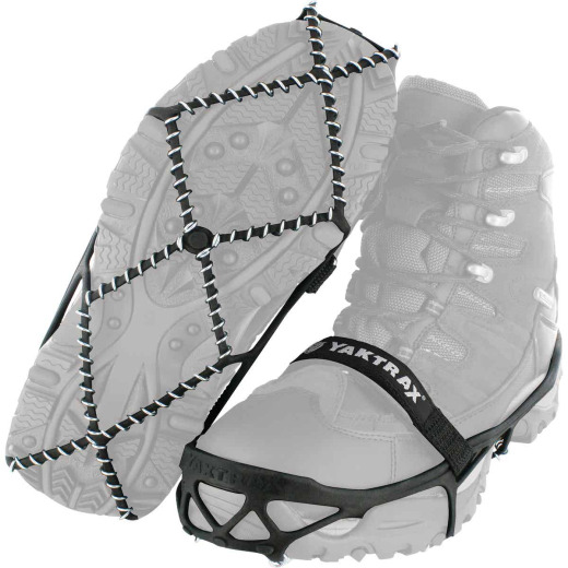 Yaktrax Pro Small Black Rubber Ice Cleat